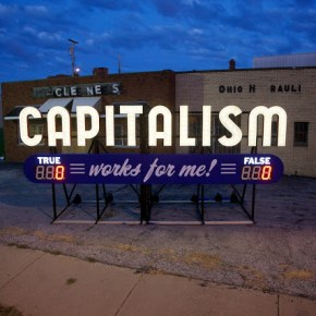 CAPITALISM WORKS FOR ME! STEVE LAMBERT, NY