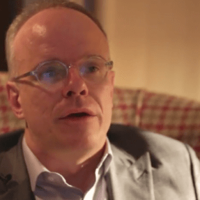 Hans Ulrich Obrist talks 89plus on Crane.tv