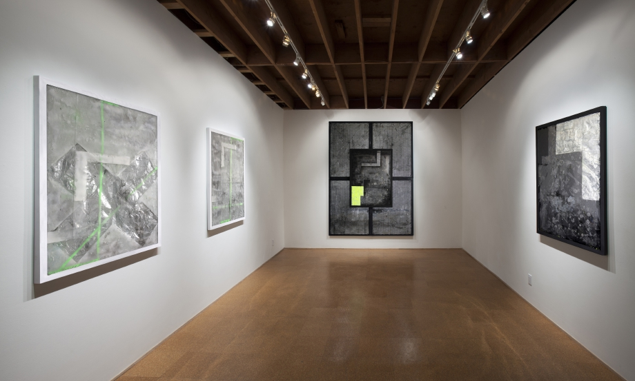 Jason Gringler, Labor, Installation view, Photograph courtesy of the gallery, LA