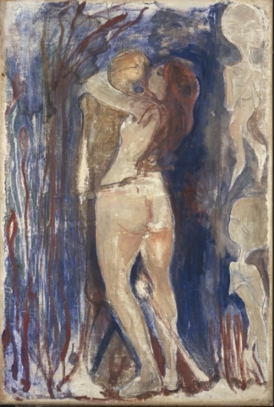 Edvard Munch, Death and Life, 1894 © Munch Museum / Munch-Ellingsen Group / BONO, Oslo 2014