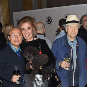 Anthology Film Archives Benefit Honors Jonas Mekas