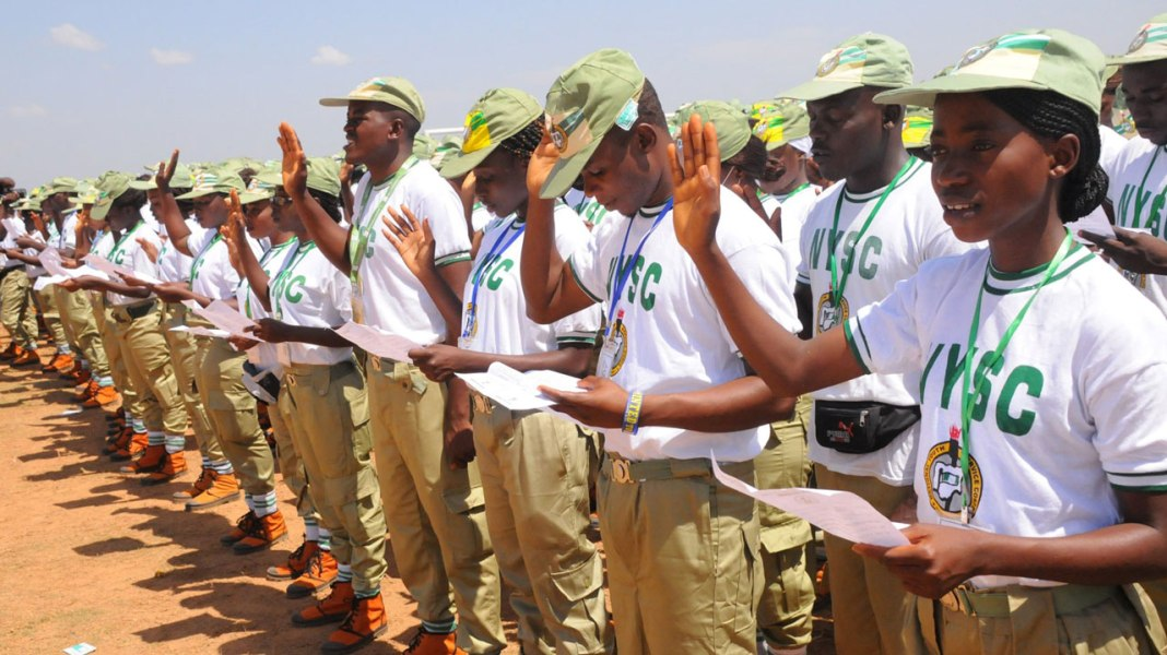 NYSC corp members