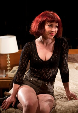 Daisy Lewis in Bug