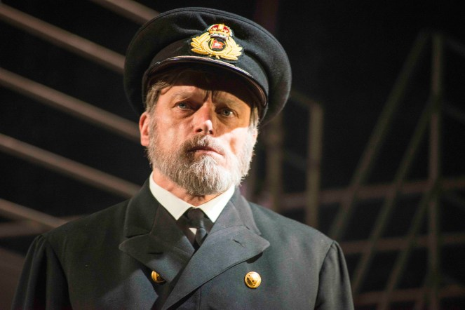 Titanic 12 Capt Smith (Philip Rham) Photo Annabel Vere
