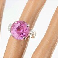 Gorgeous Kunzite Rings
