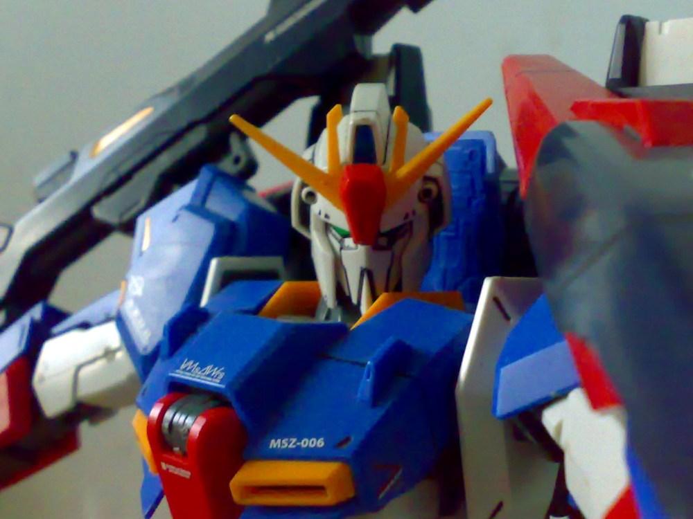 MG Zeta Gundam Ver 2.0 (6/6)