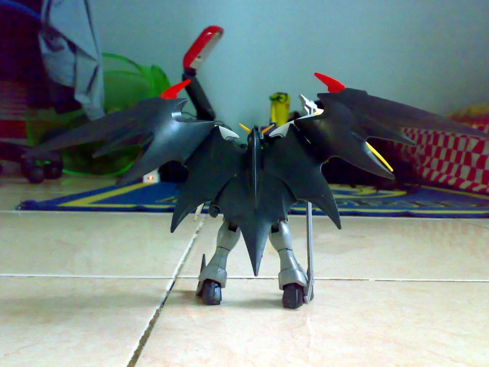 1/144 HG(FA) XXXG-01D2 Gundam Deathscythe Hell Custom (6/6)
