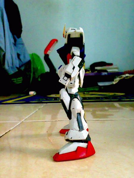 Non Grade 1/100 scale Aile Strike Gundam (6/6)