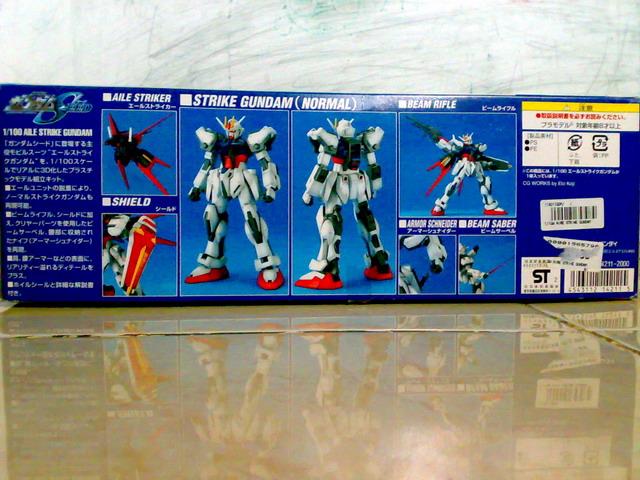 Non Grade 1/100 scale Aile Strike Gundam (3/6)