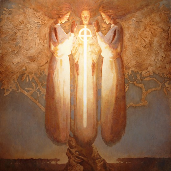 Angelology The Angels Of The Bible Eyes Like Blazing Fire