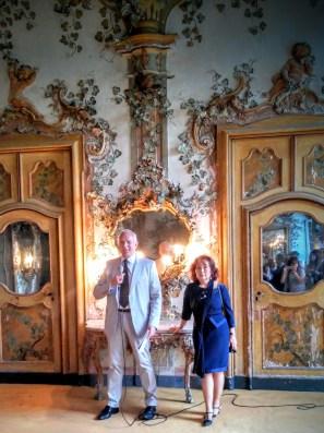 Console Generale Tim Flear e Console Onorario Denise Dardani