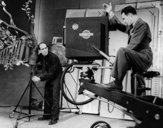 albert protzman firrst nbc cameraman 1937