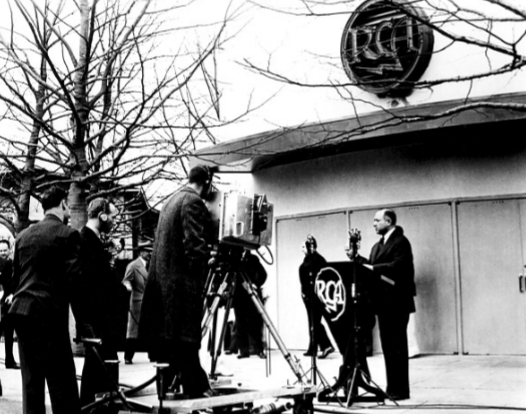 remote focus motor finally we know 1939 sarnoff wf