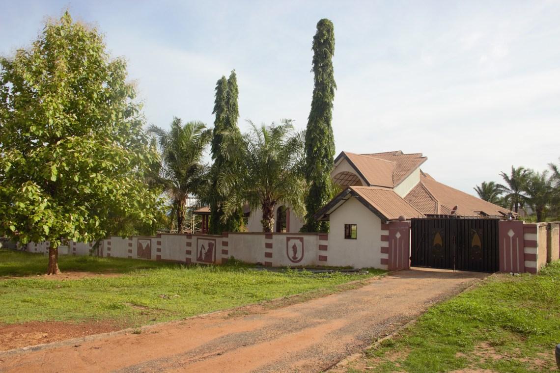 Apeju's Palace