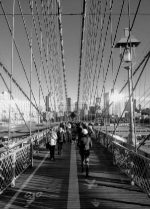 Brooklyn Bridge - Eyes of a Lagos Boy