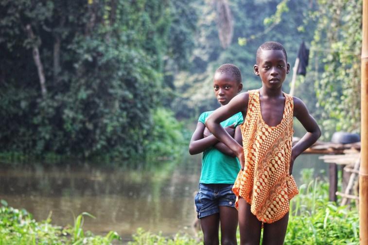 Waiting - Eyes of a Lagos Boy