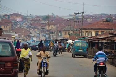 Osogbo - Eyes of a Lagos Boy