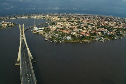 Lekki Link Bridge - Eyes of a Lagos Boy