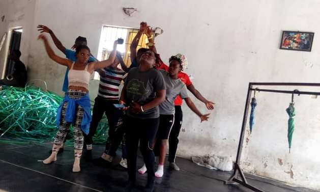 Eko Theatre Carnival - Photo by Crown Troupe of Africa
