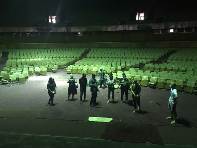 Inside the Main Hall - Photo by Eyes of a Lagos Boy