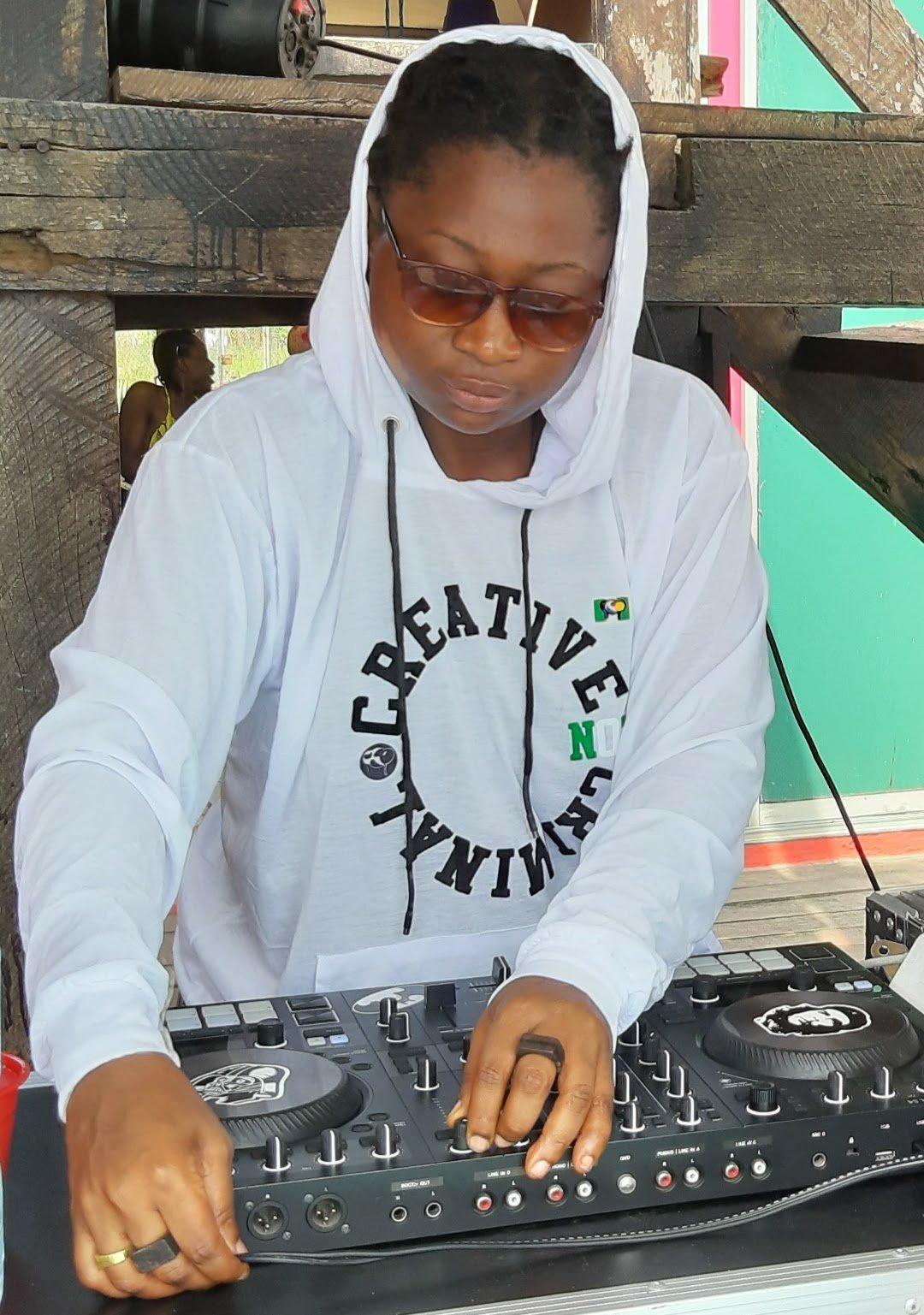 DJ Sensei Lo - Photo by Eyes of a Lagos Boy