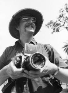 Stephen Goldblatt self portrait