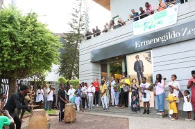 Greener Pastures opening at Didi Museum- Photo by Babs Aremu