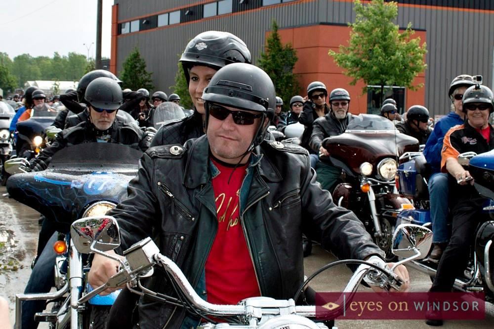 Bob Probert Memorial Ride 2018