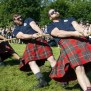 Kingsville Highland Games Successfully Returned To A Tartan Filled Lakeside Park