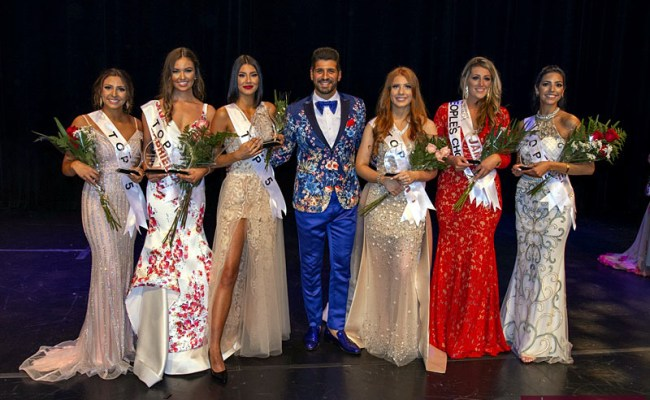 Miss Universe Canada Western Ontario Pageant Brought