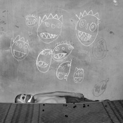 roger-ballen-Room of the Ninja Turtles, 2003 M