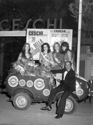Garden Ceschi, 1001