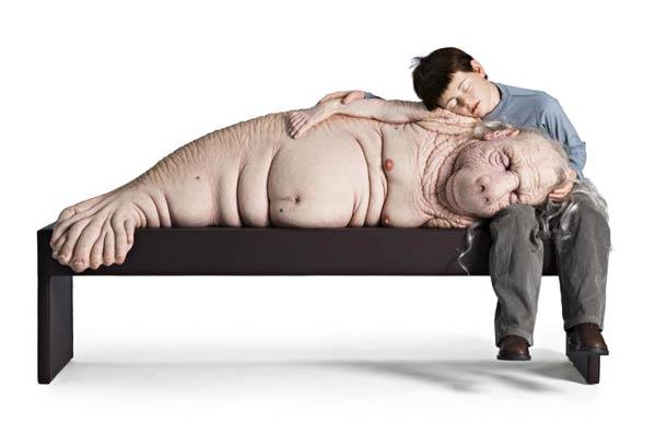 Verstoorde organische sculpturen  EYEspired