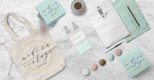 Etsy retail branding package design - eyestigmatic design