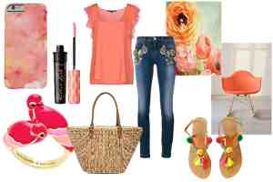 Polyvore set - peachy keen - eyestigmatic design