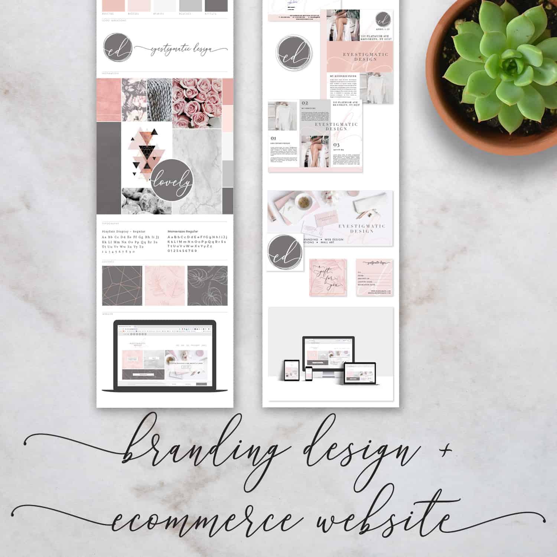 f2eefa2fe8f6 Custom Branding Design and eCommerce Wordpress Website