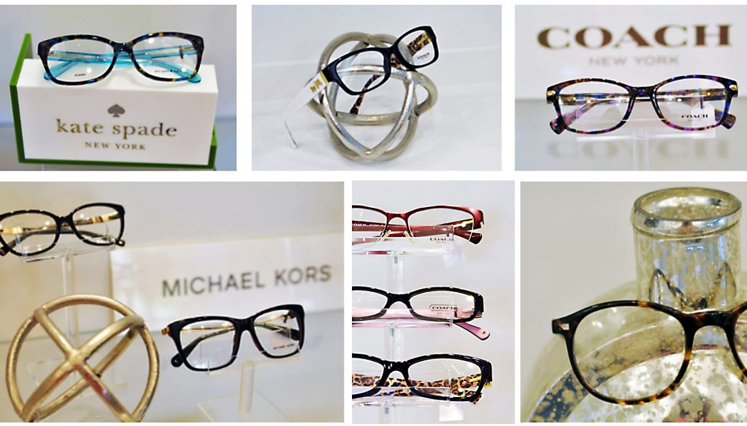named brand glasses in all price ranges