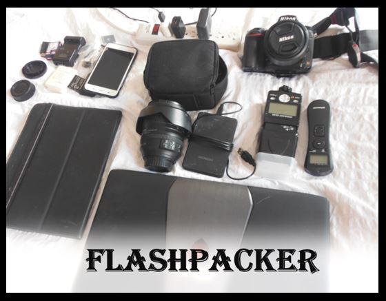 Flashpacker