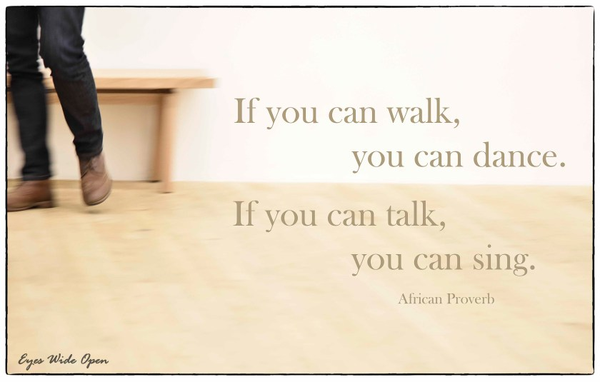 If you can walk
