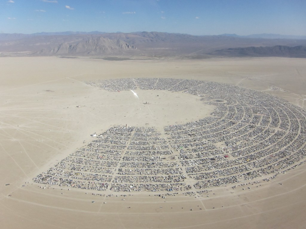 why go to burning man