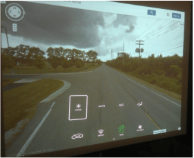 EyeTech Digital Systems - Blog - Automotive HMI Research Project Combining Eye Tracking Gesture for HUD Control Evaluating HMI Preference