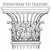 Eyewitness To History logo
