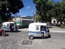 Antigua Tuc Tuc