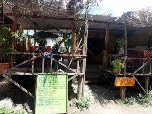 Breakfast shack