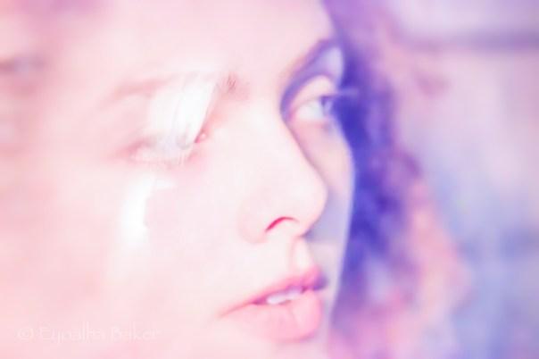 Creative Portraits - Musician Lauren Turk by Eyoalha Baker