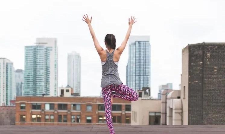 Balance and yoga