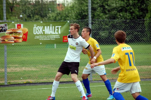 Martin Springfeldt: Tvåmålsskytt mot AIK i Ligacupsfinalen.