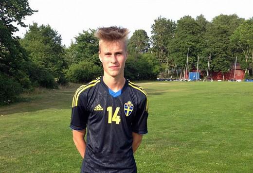 Carl Ekstrand Hamrén