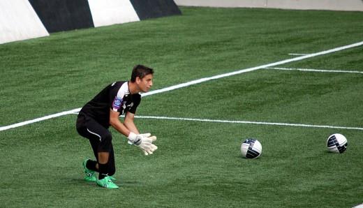 Alejandro Bedoya: En av Bloggens absoluta favoriter kommer under den kommande säsongen att synas i TV 4 Sport - dock ej som målvakt.