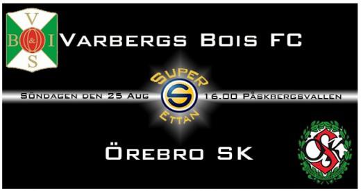 Varberg - ÖSK